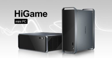 HiGame PC: La PC Gaming compacta de Chuwi
