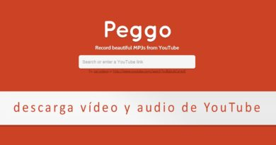Peggo: Descarga musica de YouTube y SoundCloud gratis a tu Android