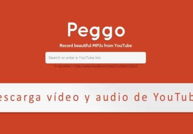 Peggo: Descarga musica de YouTube y SoundCloud gratis a tu Android
