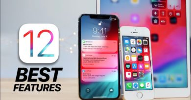 iOS 12: todo lo que debes saber