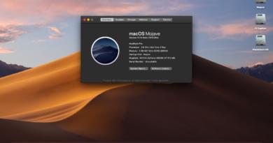 Como instalar macOS mojave en macs no compatibles