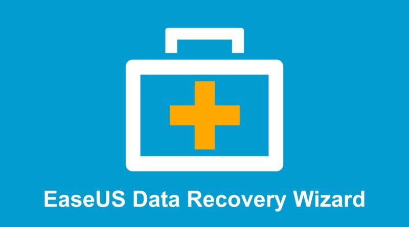 EaseUS Data Recovery Wizard: Recupera archivos borrados en PC y Mac