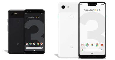 Todo lo que debes saber del Google Pixel 3