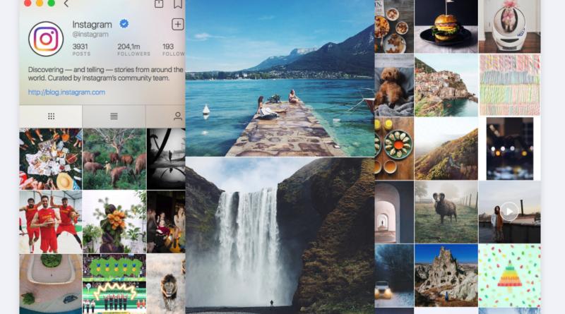 La mejor aplicación para instagram en mac