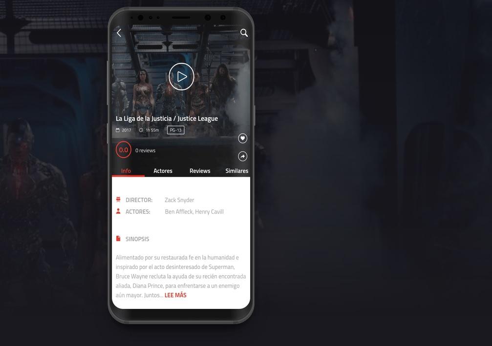 Streampelis: Ver películas sin descargar