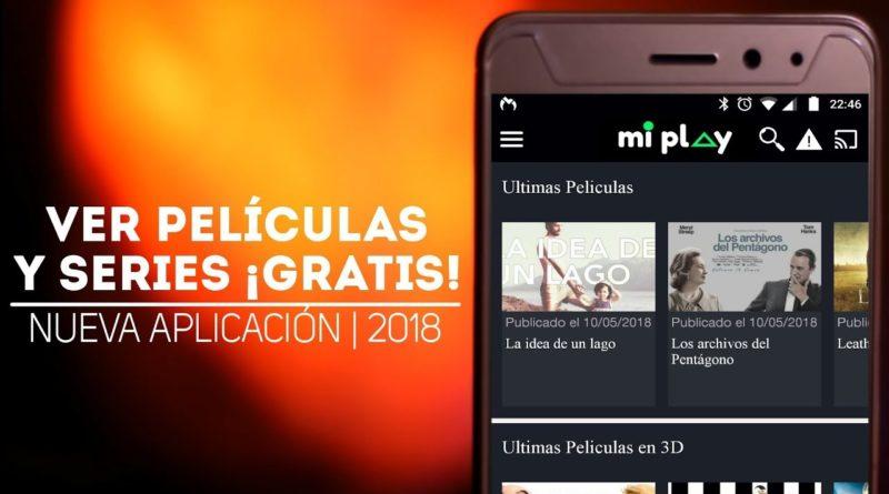 MiPlay: Películas en tu móvil Android