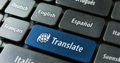 Servicios de traducción de currículum vitae