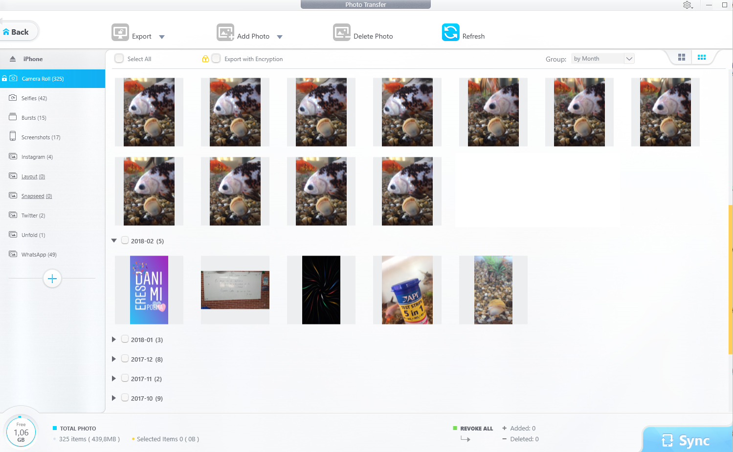 DearMob: Transfiere contenido de un iPhone antiguo al nuevo iPhone XS / XS MAX / XR