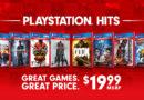PlayStation Hits: Juegos para PS4 por menos de $20