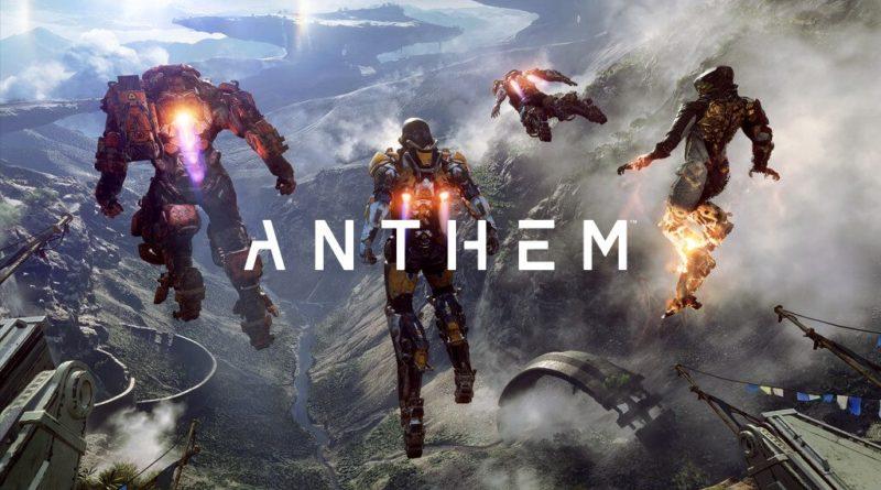 Anthem: Llegará a principios de 2019