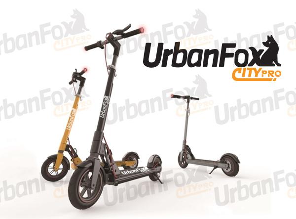 Urban Fox City Pro Limited Edition