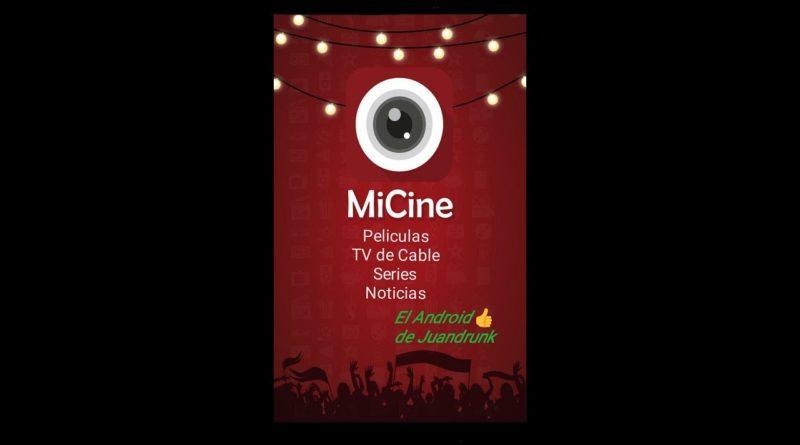 Mi Cine: Muchos canales de televisión en tu Android