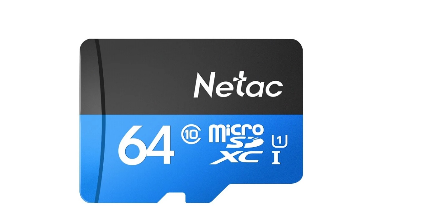 Netac P500 Class 10 64G Micro SDXC
