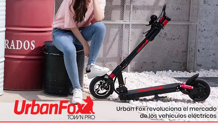 Urban Fox Town Pro Limited Edition