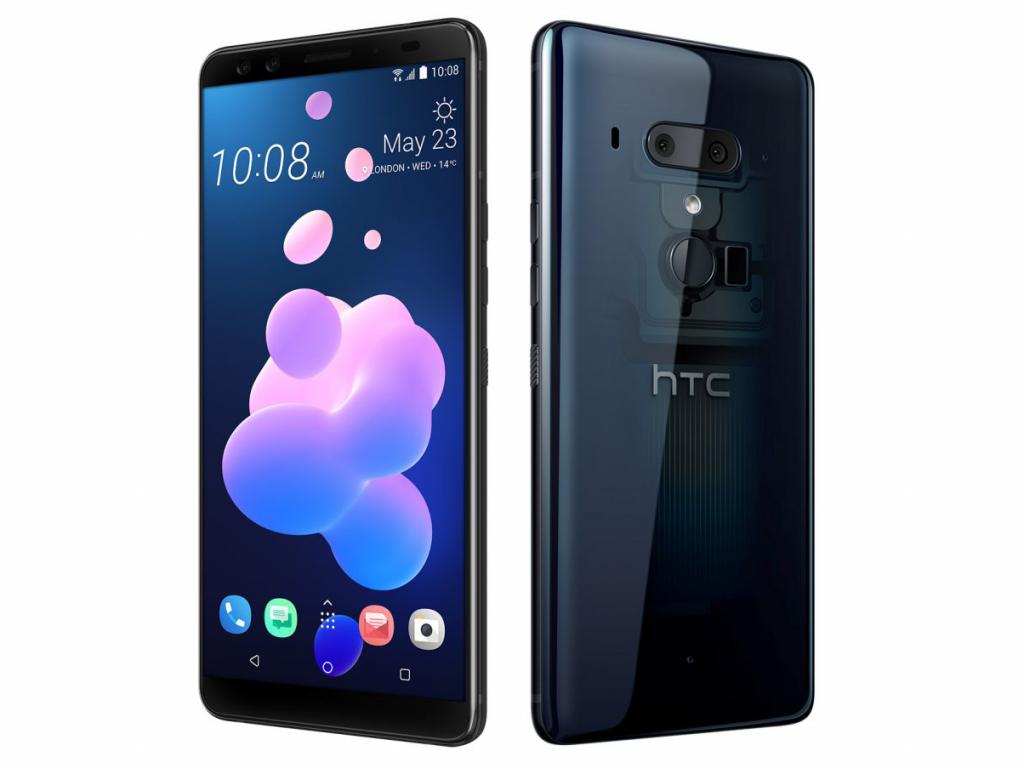HTC U12+ - Los móviles con mejor cámara del 2018