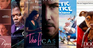 Estrenos del cine enero 2019