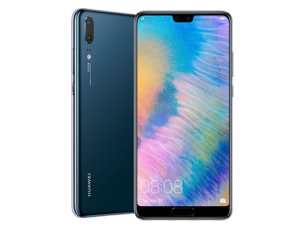 Huawei P20 cámara - Los móviles con mejor cámara del 2018