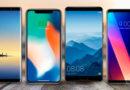 Los móviles con mejor cámara del 2018