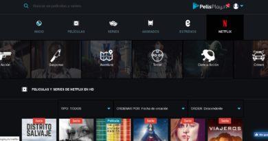 Pelisplay.tv: Películas online gratis y series de Netflix gratis