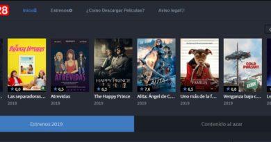 Pelis28.tv: Ver y descargar películas online