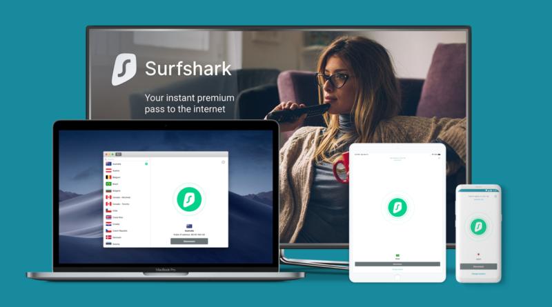 Reseña de Surfshark VPN