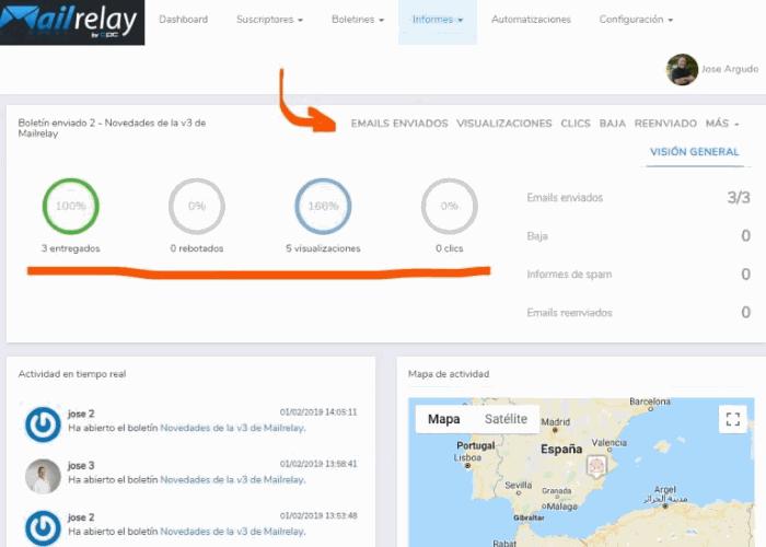 Mailrelay: La herramienta de Email Marketing estrena nueva versión