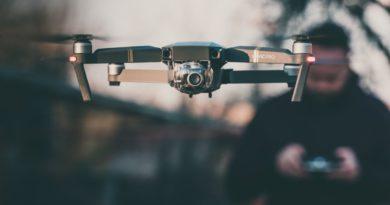 grabaciones con drones