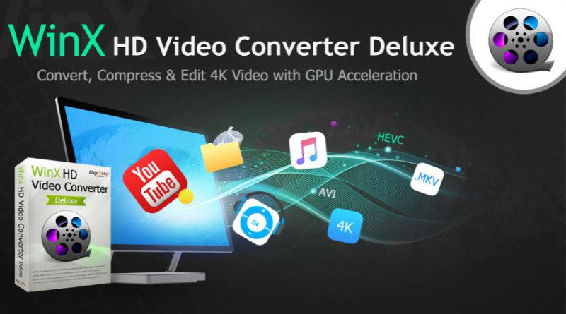 Reseña WinX HD Video Converter Deluxe