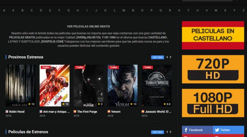 Dospelis Ver Peliculas Online Gratis Sin Descargar Y Sin Registrarse Escape Digital