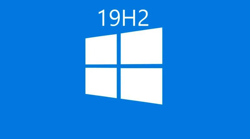 Novedades de Windows 10 versión 19h2