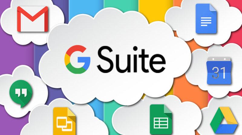 Codigo promocional G Suite GRATIS y los beneficios de la suite