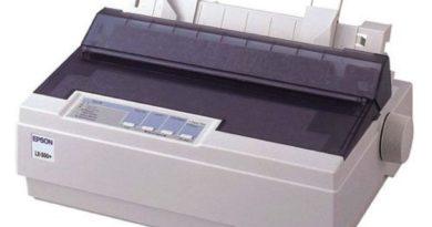 ¿Cómo funciona una impresora matricial?
