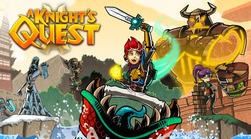 Reseña: A Knight's Quest