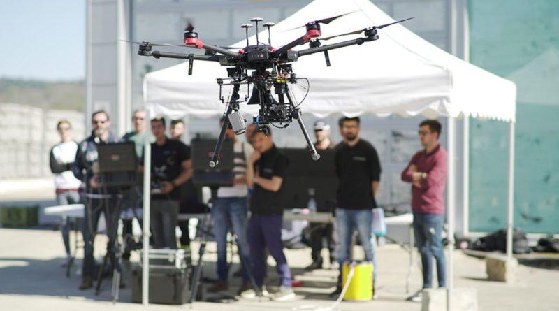 Drone corporate video