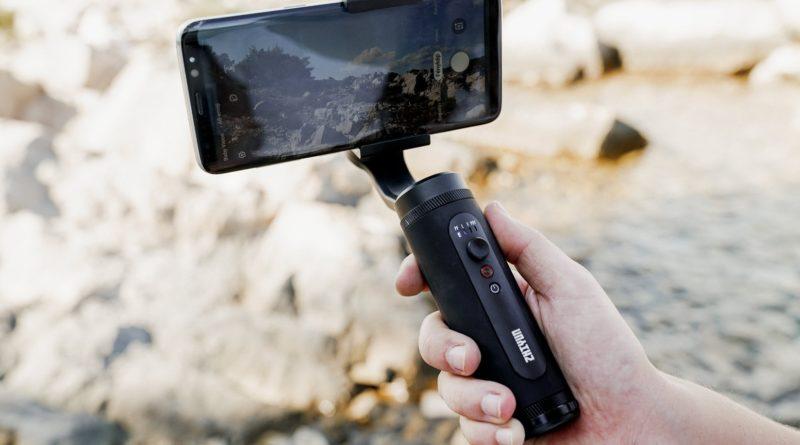 Smooth-Q2 de Zhiyun pretende ser el Gimbal de teléfono inteligente definitivo