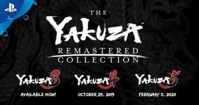 La colección remasterizada de Yakuza Yakuza 3