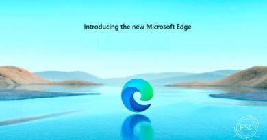 Nuevo Edge basado en Chromium