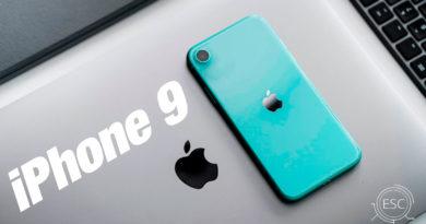 Todo sobre el iPhone 9