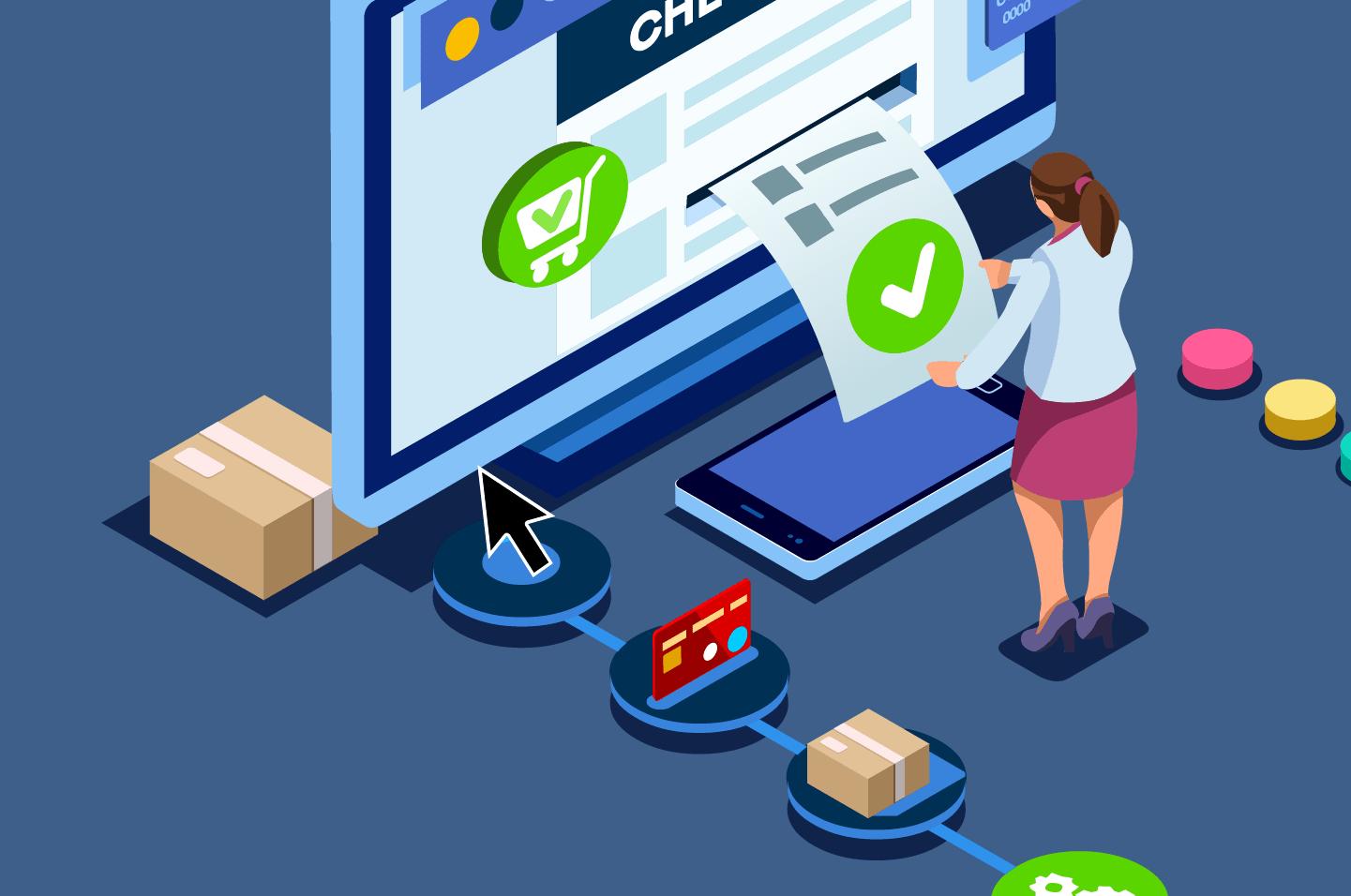 Establezca Su Marca Y Su Negocio De Comercio Electrónico