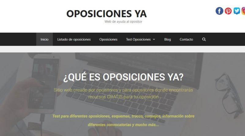 OposicionesYa
