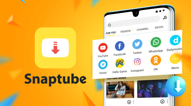 Reseña: Snaptube, descarga música y videos en Android