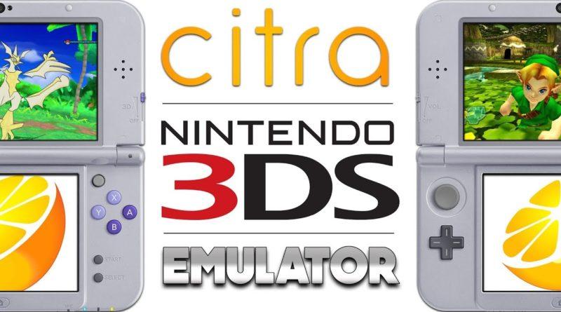 Citra Emulador de Nintendo 3DS