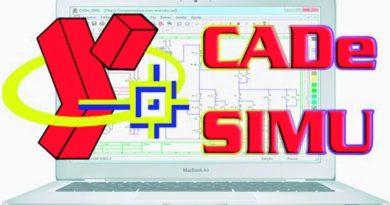 Cade Simu, el mejor programa para la simulación de circuitos