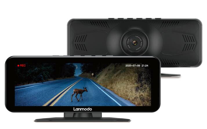 Lanmodo Vast Pro: Sistema de visión nocturna dual 1080P