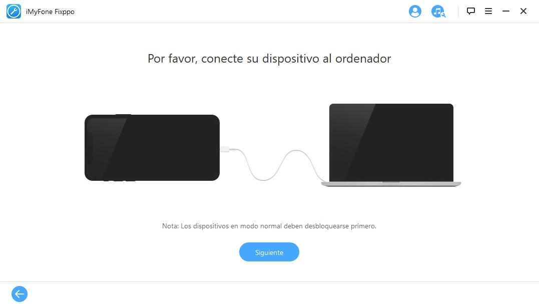 iMyFone Fixppo