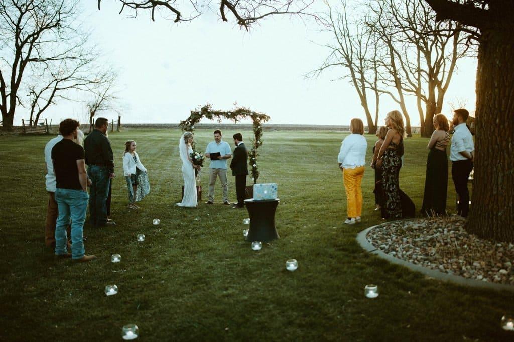 Servicios audiovisuales para bodas