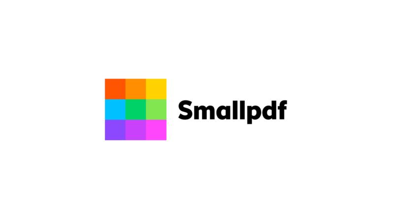 Editar PDFs en línea con la herramienta Smallpdf