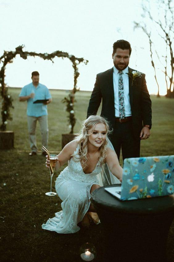Streaming para bodas