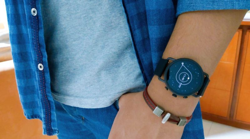 Skagen Falster 3 X By Kygo, el mejor reloj inteligente WearOS