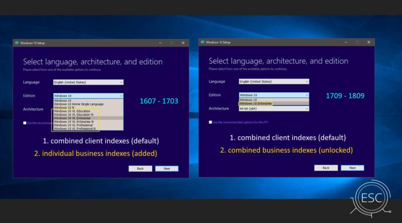 Como descargar cualquier versión de windows 10
